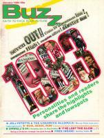 Buzz, January/February 1984