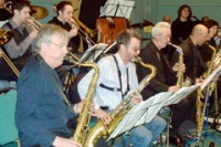 Scott Willcox: Composer arranger for the big band jazz aggregation Band Substance