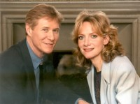 Paul Jones and Fiona Hendley