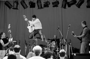 Smithfield: Charlo Brodersen of the Californian rockers quizzed