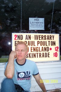 Paul Poulton