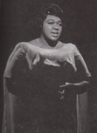 Bessie Griffin: A pioneering, and largely forgotten, giant of black gospel music
