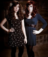 Poema: Tooth & Nail's sister duo with an acoustic vibe