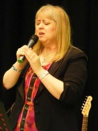 Vivienne Neville: The Celtic songstress sings of a God Veiled In Mystery