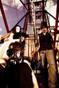 White Collar Sideshow: The radical US band fighting pornography addiction