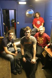 Supervision: The Liverpudlian rock team