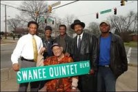 The Swanee Quintet: The 72 year old group with the James Brown connection