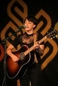 Cathy Burton (Jonathon Watkins / Greenbelt Festival)