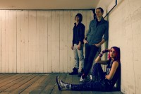 Icon For Hire: The rockers bemused by the Paramore and Evanescence comparisons