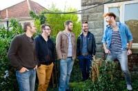 (l-r) James Grant, David Evans, Dave Griffiths, Gareth Hutchinson, Tim Alford