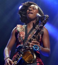 Yolanda Brown:  The MOBO-winning saxophonist, now a solo star