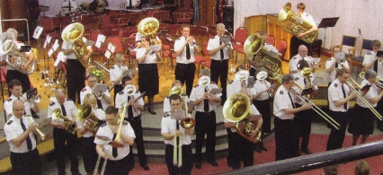 The Regent Hall Band