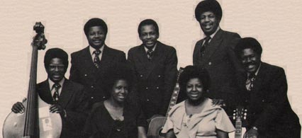 The Singing Stewarts - Oh Happy Day - And Other West Indian Spirituals