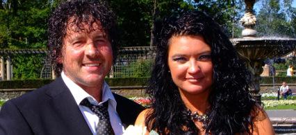 Keith & Jenny Raby