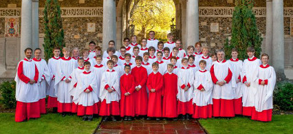 Winchester College Chapel Choir