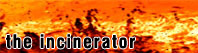 Incinerator