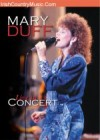 Product Image: Mary Duff - Live In Concert
