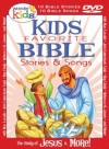 Product Image: Wonder Kids - Kids Favorite Bible Stories & Songs: Jesus & More!