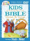 Product Image: Wonder Kids - Kids Favorite Bible Stories & Songs: Noah
