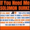 Product Image: Solomon Burke - If You Need Me