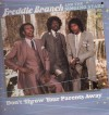 Product Image: Freddie Branch And The Singing Stars - Don't Throw Your Parents Away
