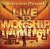 Product Image: Arkansas Gospel Mass Choir - Live To Worship