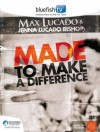 Product Image: Max Lucado - Made To Make A Difference