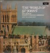 Product Image: The Choir Of St John's College Cambridge - The World Of St John's