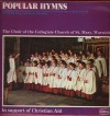 Product Image: The Choir Of The Collegiate Church of St. Mary Warick - Popular Hymns