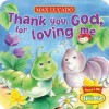 Product Image: Max Lucado - Thank You, God, For Loving Me