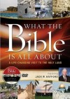 Product Image: Jack Hayford - What The Bible Is All About Holy Land Tour