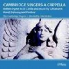 Product Image: The Cambridge Singers - Acapella