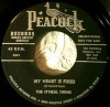 Product Image: O'Neal Twins - My Heart Is Fixed/The Lord Is My Shepherd