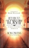 Ron Owens with Jan McMurray - Return to worship