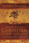 Adrian Rogers - What every Christian ought to know