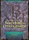 B&h Espanol Editorial Sta - Santa Biblia Letra Gigante Con Referencias/Giant Print Reference Bible