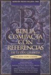 Henry T. Blackaby (Other Contributor) - Biblia Compacta Con Referencias De Letra Grande/Large Print Compact Quick Reference Bible