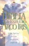 Casiodoro De Reina, Cipriano De Valera - Biblia De Estudio Arco Iris/Rainbow Study Bible