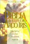 Bible - Biblia De Estudio Arco Iris/Rainbow Study Bible