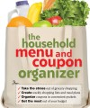 The Household Menu And Coupon Organizer