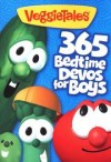 Product Image: VeggieTales - 365 Bedtime Devos For Boys