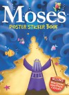 Juliet David - Moses Poster Sticker Book