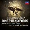 Product Image: Alessandro Striggio, I Fagiolini, Robert Hollingworth  - Mass In 40 Parts