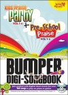 Product Image: Spring Harvest - Kids Praise Party & Pre-School Praise Bumper Digi-Songbook