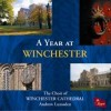 Product Image: The Choir Of Winchester Cathedral, Andrew Lumsden - A Year At Winchester