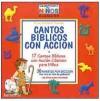 Product Image: Cedarmont Niños - Cantos Biblicos Con Accíon