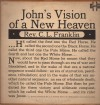 Product Image: Rev C L Franklin - John's Vision Of A New Heaven (Battle)