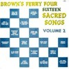 Product Image: Brown's Ferry Four - Sixteen Sacred Songs Vol 2