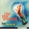 Product Image: Vineyard UK - I Love Your Presence: Live From The UK