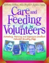 Barbara Bolton - Care and feeding of volunteers